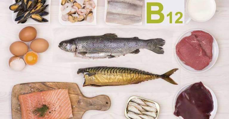 B12 vitamini hangi besinlerde