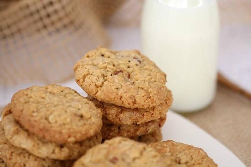diyet kurabiye tarifleri