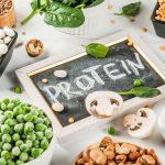 vejetaryen ve veganlar için protein kaynakları