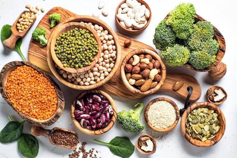 Vejetaryen ve Veganlar İçin Protein Kaynakları