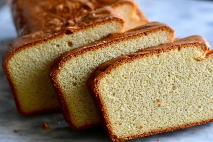 diyet badem ekmeği