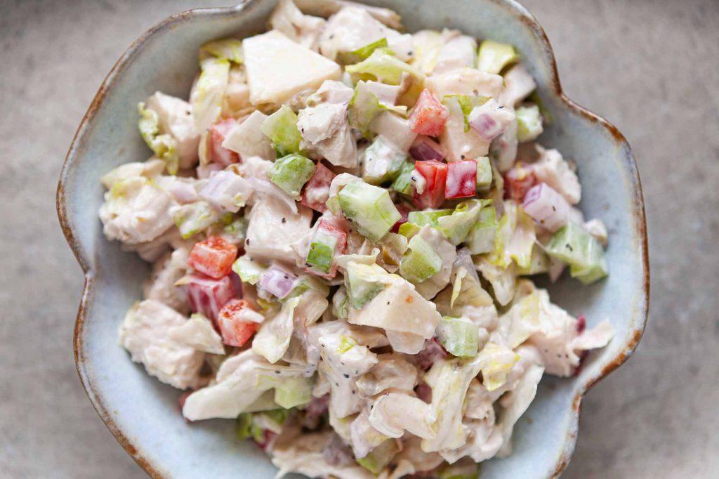 diyet kereviz salatası