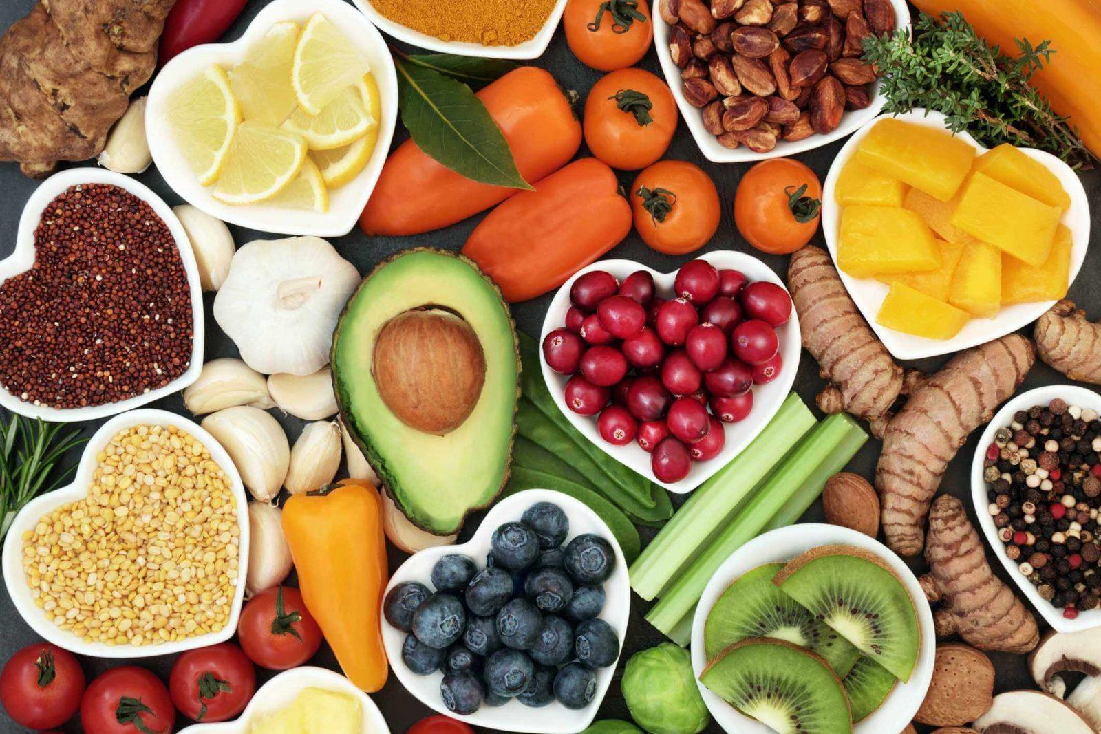 lif bakımından zengin besinler