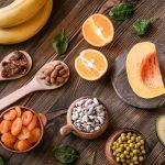 potasyum içeren besinler