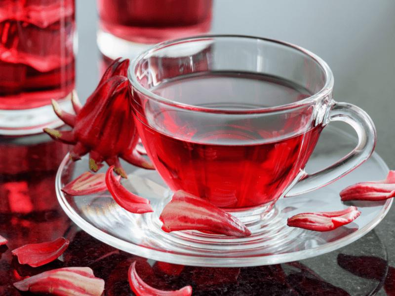 hibiskus çayı faydaları