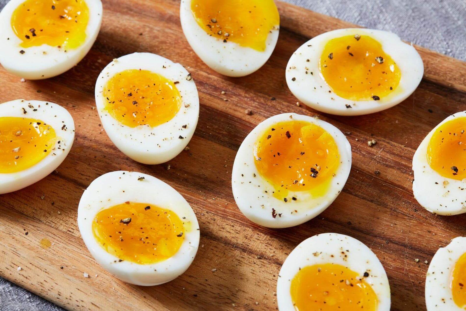 yumurta haşlaması tarifi