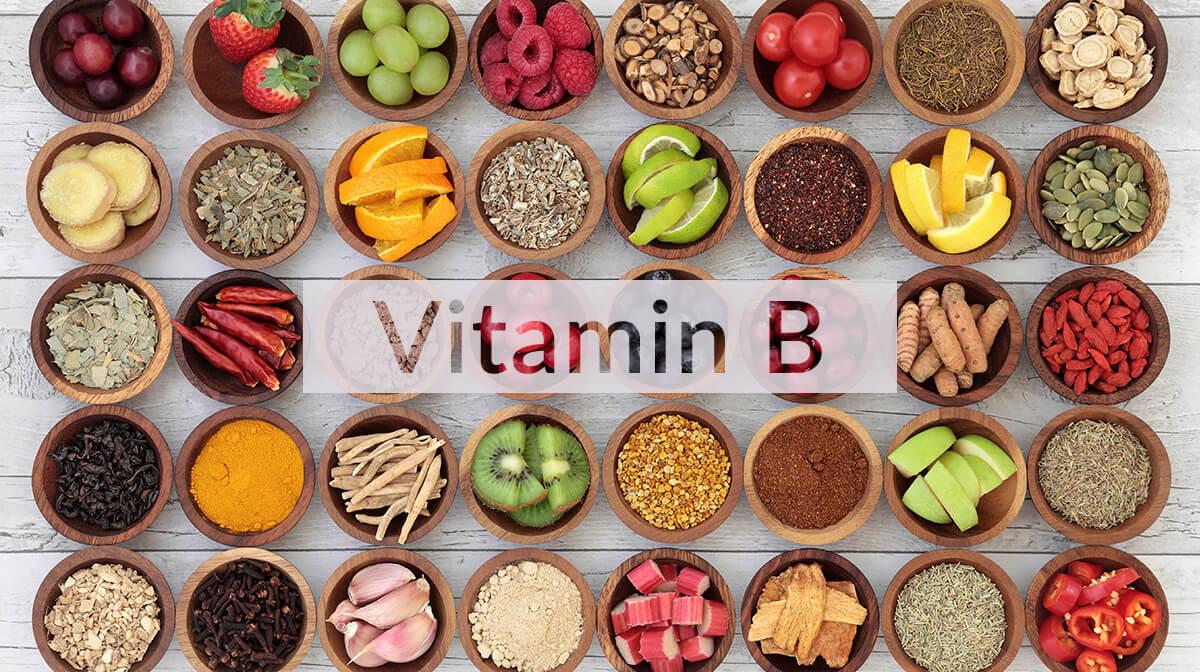 b vitamini içeren