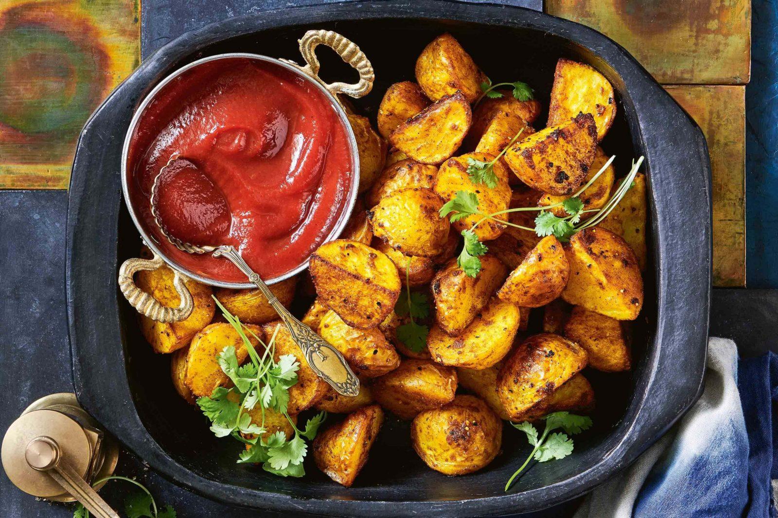 soslu patates