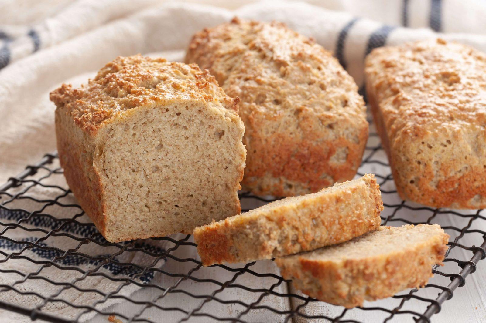 glutensiz karabuğday ekmeği