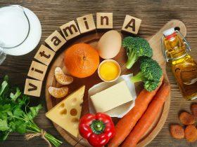 A vitamini içeren besinler
