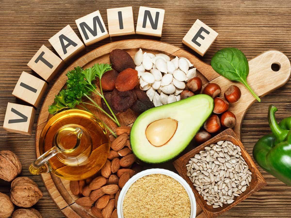 e vitamini içeren
