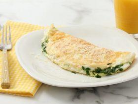 beyaz omlet