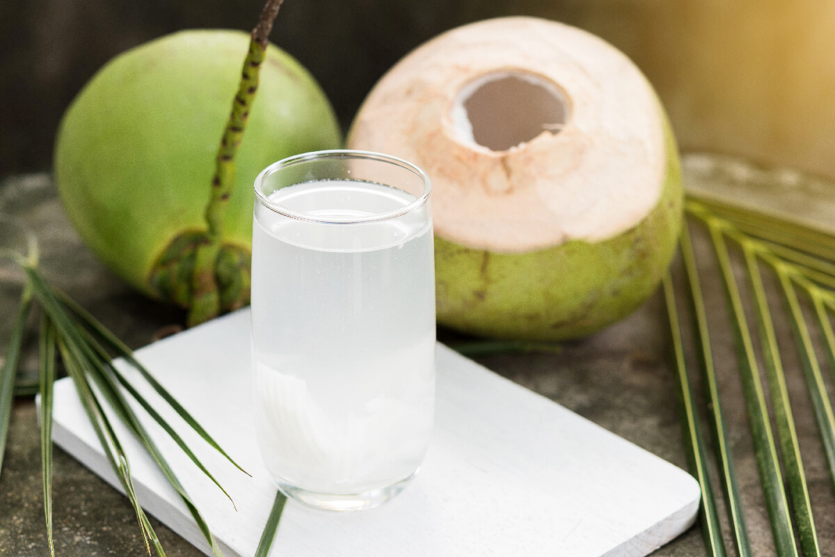 hindistan cevizi suyu faydaları