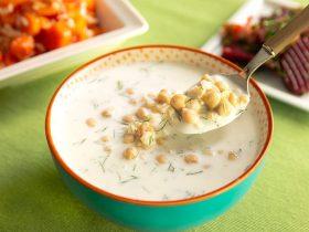 yoğurtlu detoks çorbası