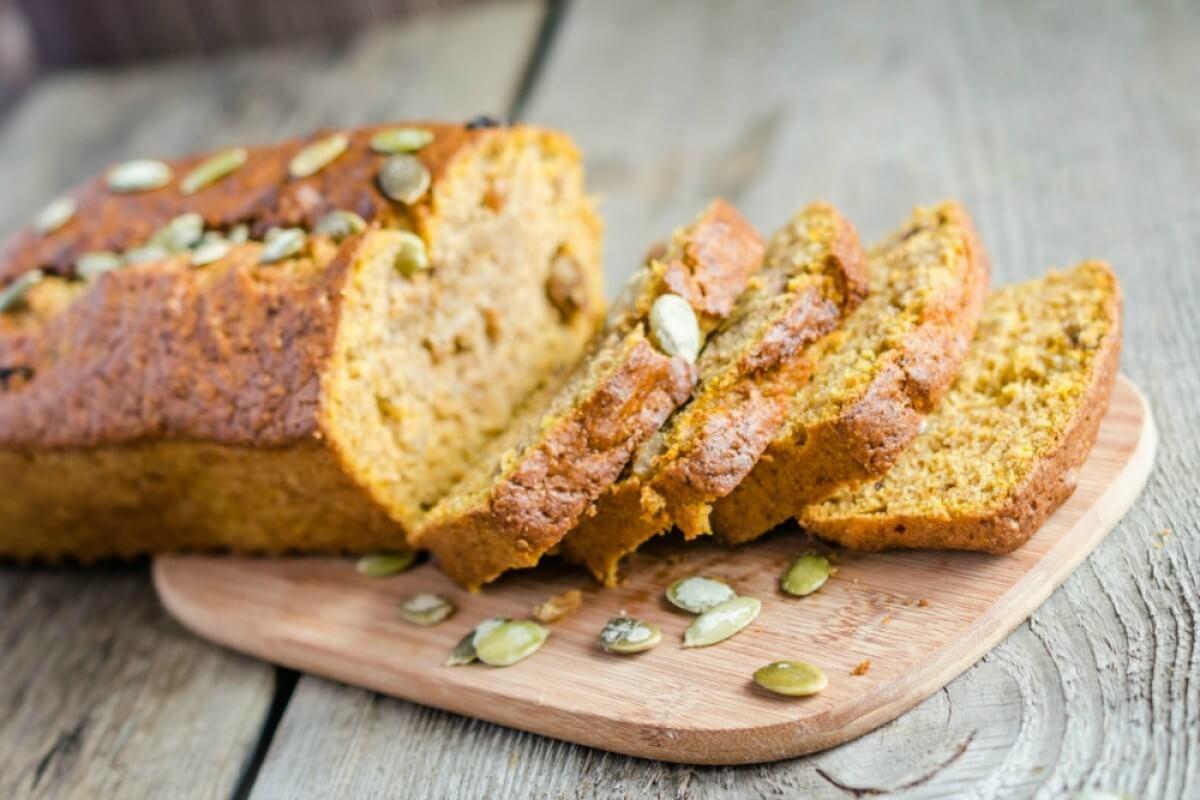 Kabak Çekirdekli Ekmek Tarifi Nasıl Yapılır?