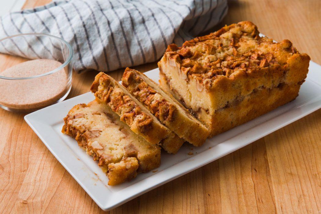 diyet elmalı ekmek