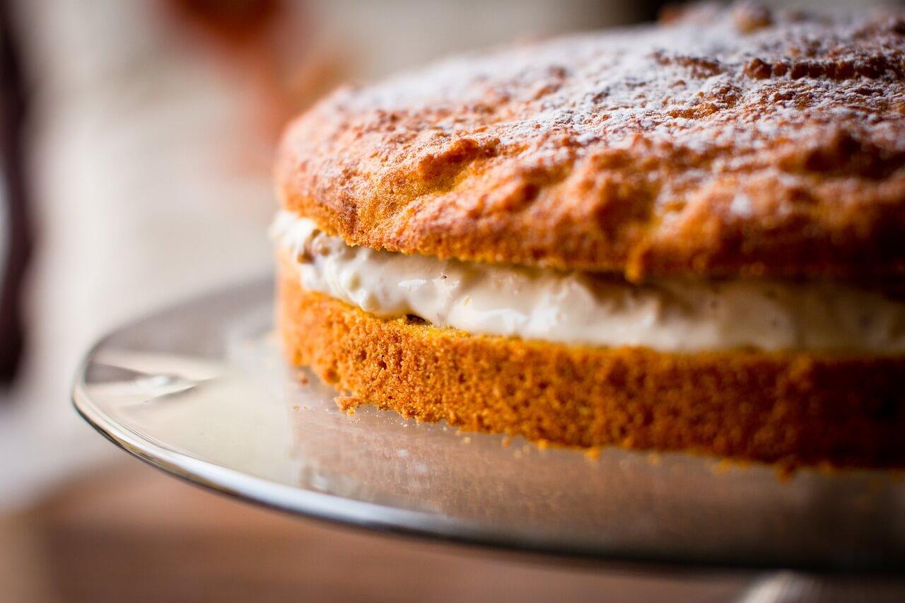 havuçlu pişmeyen pasta