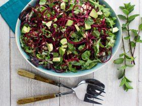 Ayvalı Pancarlı Salata Tarifi Nasıl Yapılır?