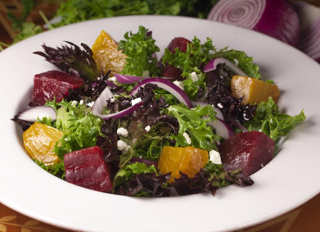 ayvalı pancarlı salata